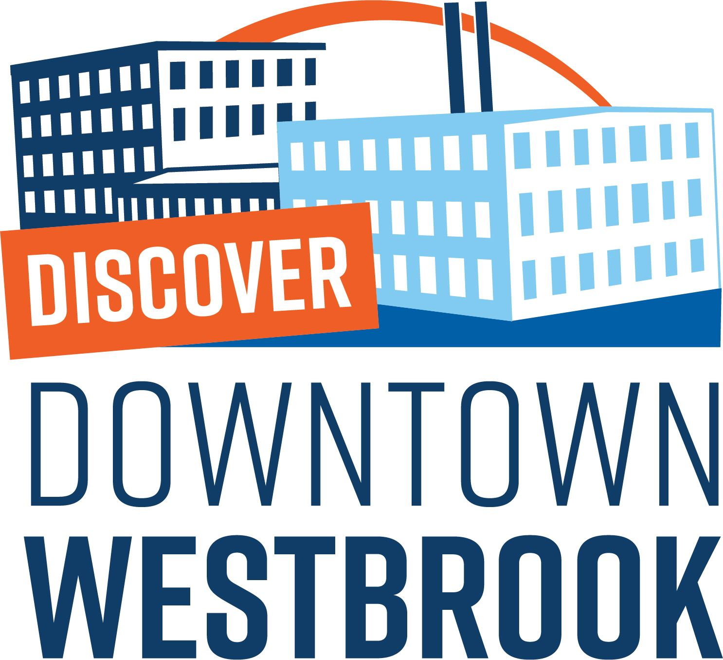 Discover Downtown Westbrook Logo