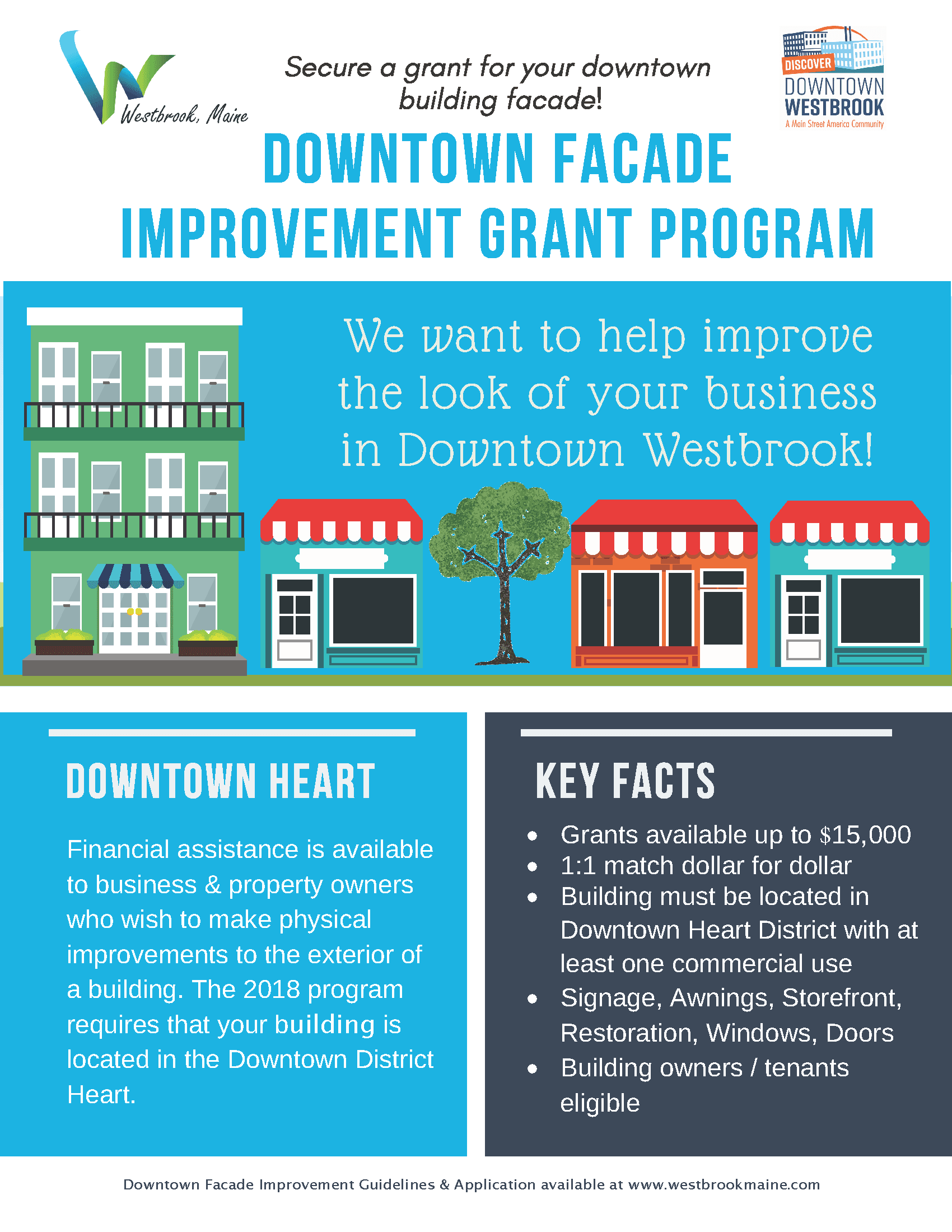 FACADE IMPROVEMENT GRANT PROGRAM FLYER_Page_1